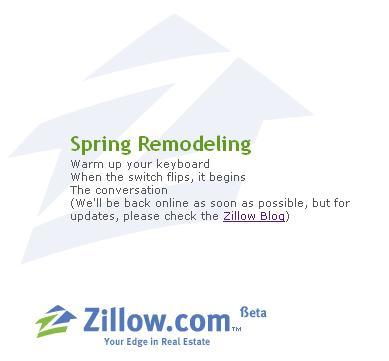 Zillow Spring Clean