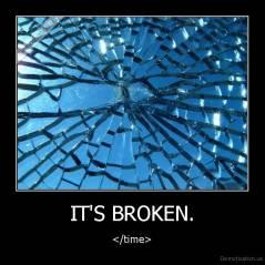 ITS-BROKEN