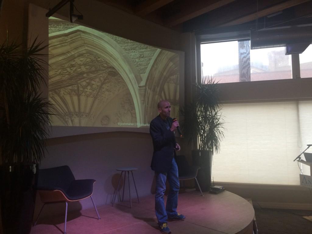 Josh Maher keynote